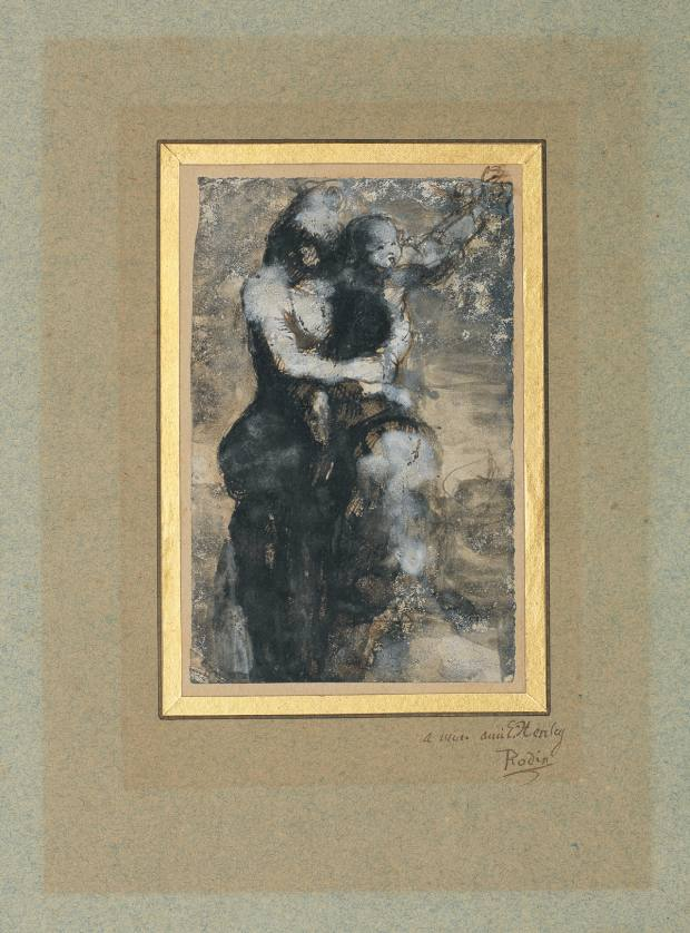 Mère et Enfant by Rodin, estimated at £40,000-£60,000