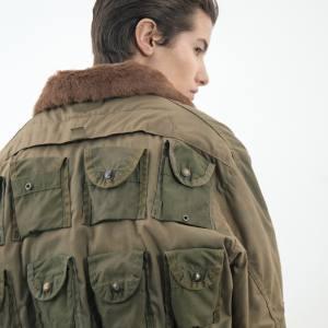 MYAR multipocket bomber jacket, £525