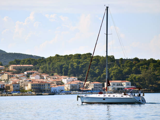 The six-week culinary extravaganza will source ingredients from nearby Pylos