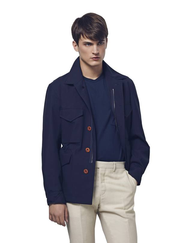MEHM+ wool field jacket, £595