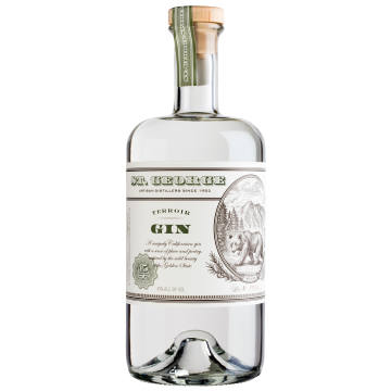 St George Terroir Gin, £37.95 for 70cl from Master of Malt