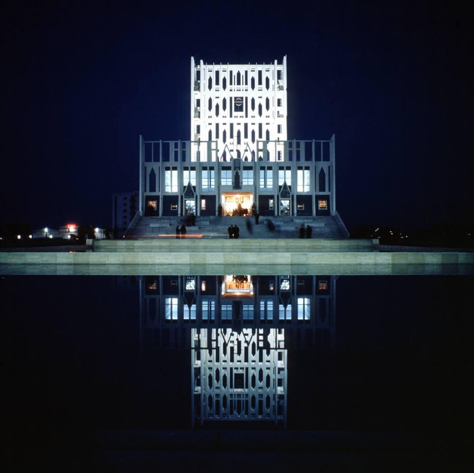 Giò Ponti's Co-Cathedral of Taranto, 1964/70
