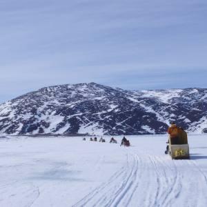 A Naturetrek expedition across Baffin Island, Canada