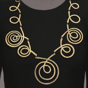 Alexander Calder necklace, 1939, sold for $602,500 at Christie's in 2011