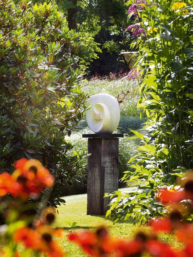 The Withiel Sculpture Garden at Lemon Street Gallery, Truro