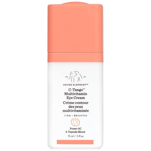Drunk Elephant C-Tango Multivitamin Eye Cream, £54 for 15ml