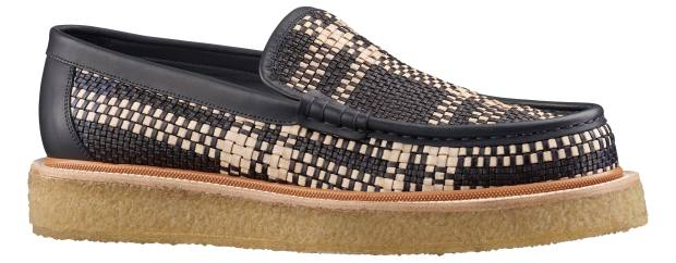 Louis Vuitton calfskin Wildfire loafers, £1,230
