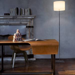 Poltrona Frau leather and wood Fred desk by Roberto Lazzeroni, £5,988