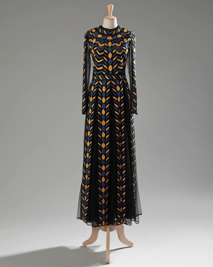 Franca Sozzani's Valentino dress, £2,225 at Yoox.com
