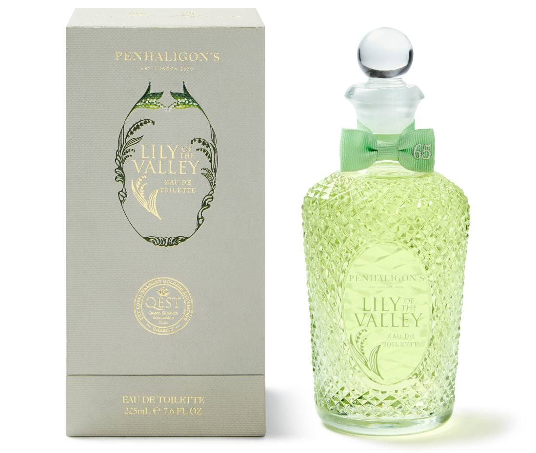 Penhaligon's limited edition Lily of the Valley, £650 for 225ml EDT