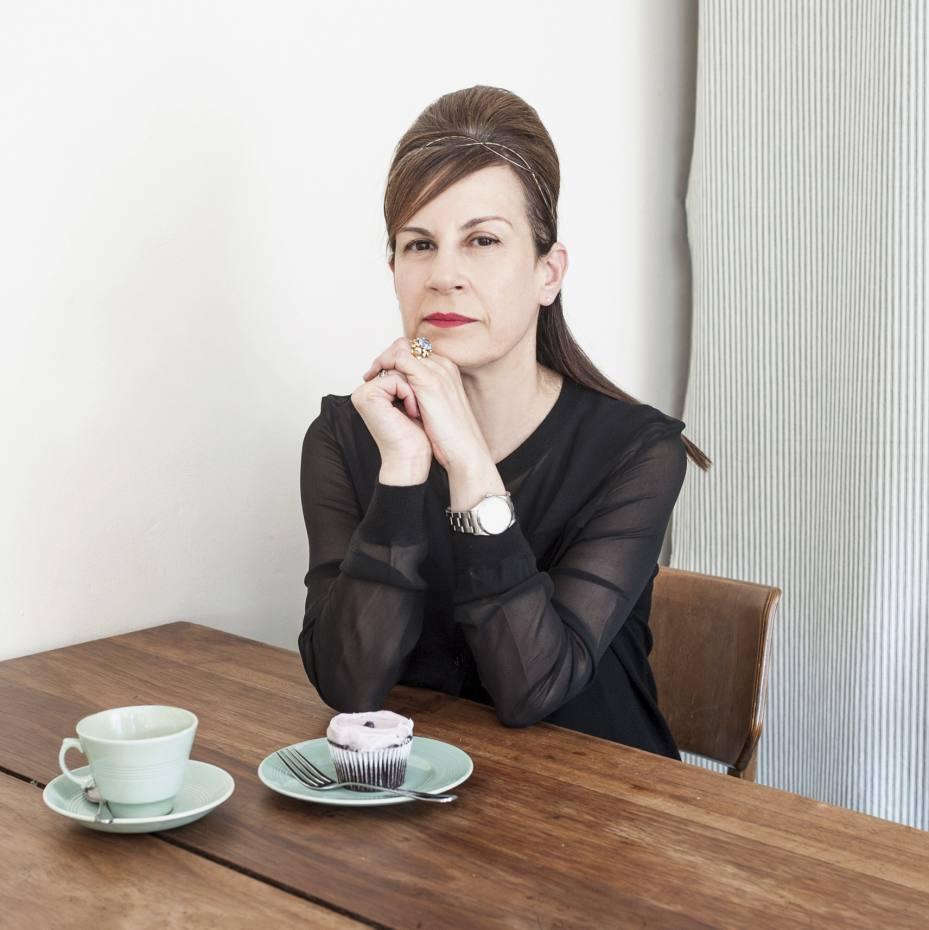 Maureen Paley at Violet Cakes