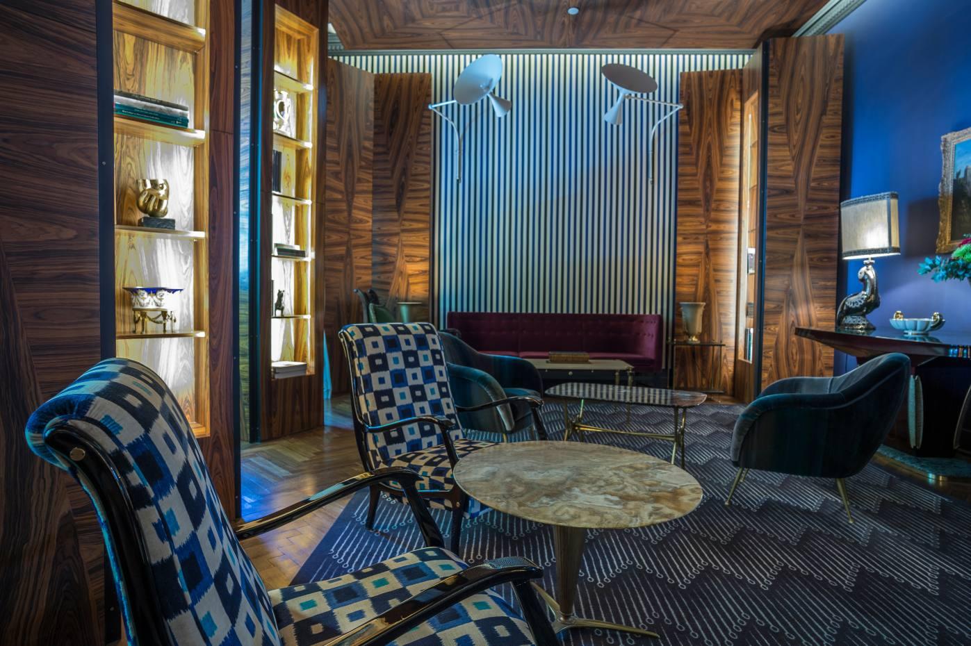 The understated, elegant boutique Hotel Valverde