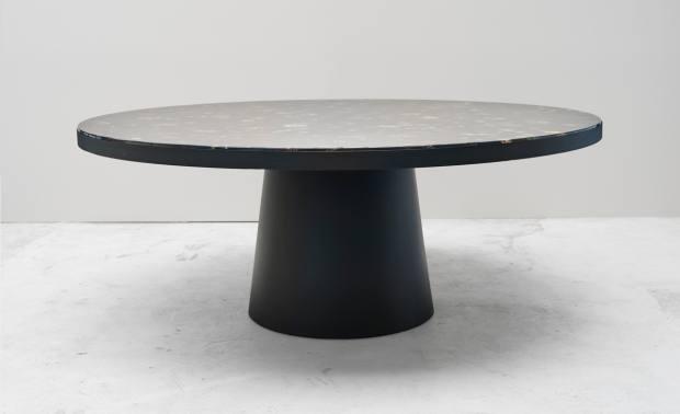 Marcin Rusak's Large Flora table, €40,000