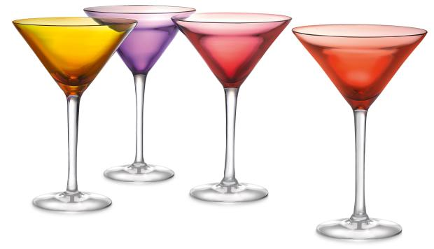 Theo Fennell martini glasses, £100 each