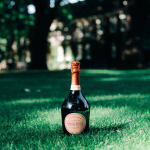 Laurent-Perrier will be among the rosé libations poured at the Geffrye Museum