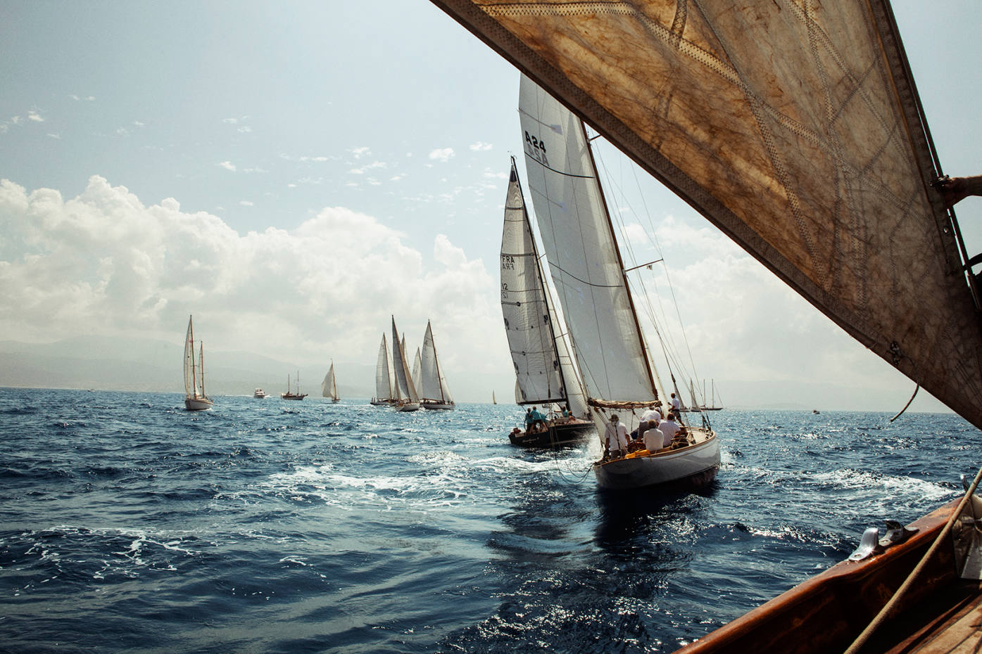 This year's Corsica Classic will feature competitors from countries including France, Monaco, Switzerland, Spain, England and the US
