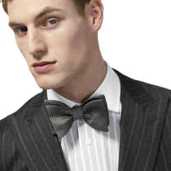 Gieves & Hawkes bow tie, £49. See text for stockists.