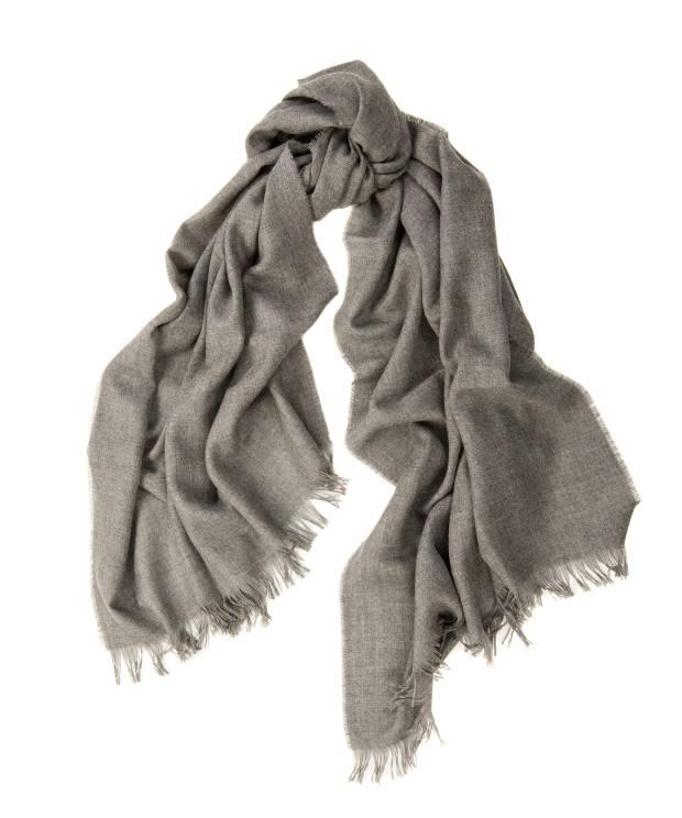 Begg & Co cashmere Kishorn scarf, £270