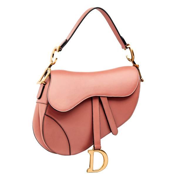 Dior calfskin Saddle bag, £1,850