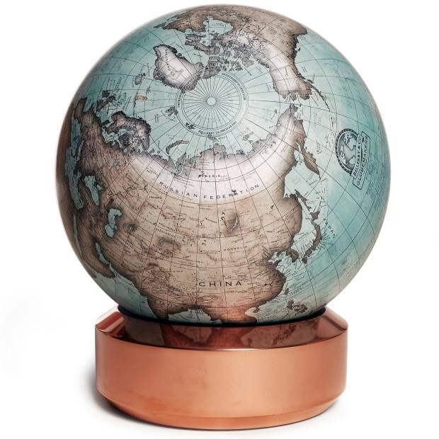 Bellerby & Co Globemakers Mini desk globe, from £2,299