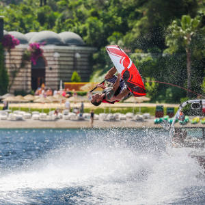 Hillside is set to host the opening event of the International Waterski & Wakeboard Federation's European tour in 2020