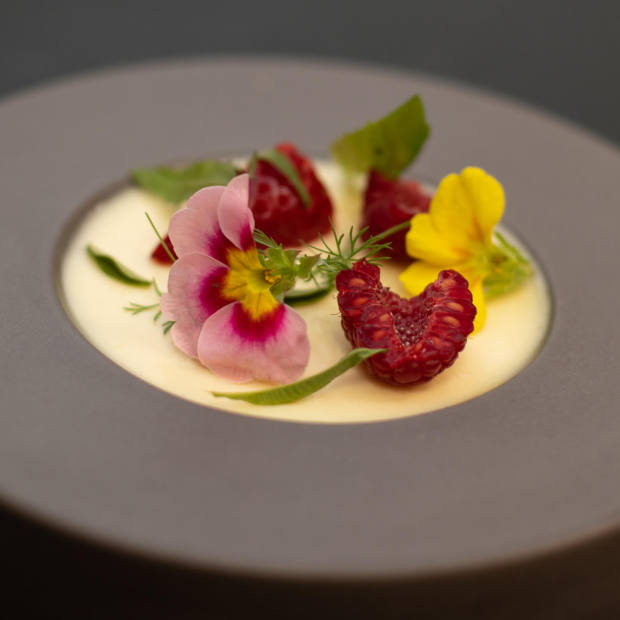"""Dabbous describes his menu for the event as """"colourful and contemporary"""""""
