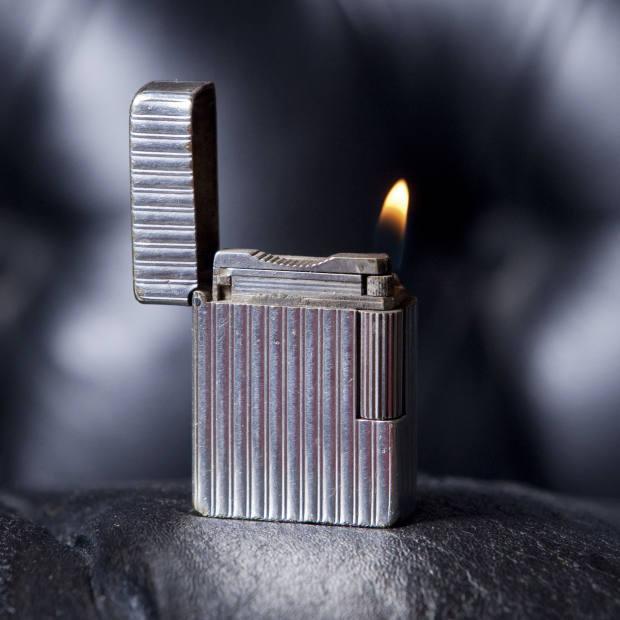 Fornasetti's ST Dupont lighter