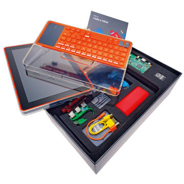 Kano Computer Kit Touch, £280