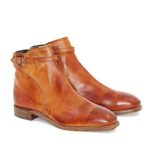 RM Williams Australian-style buckle-strap ankle boots, £460