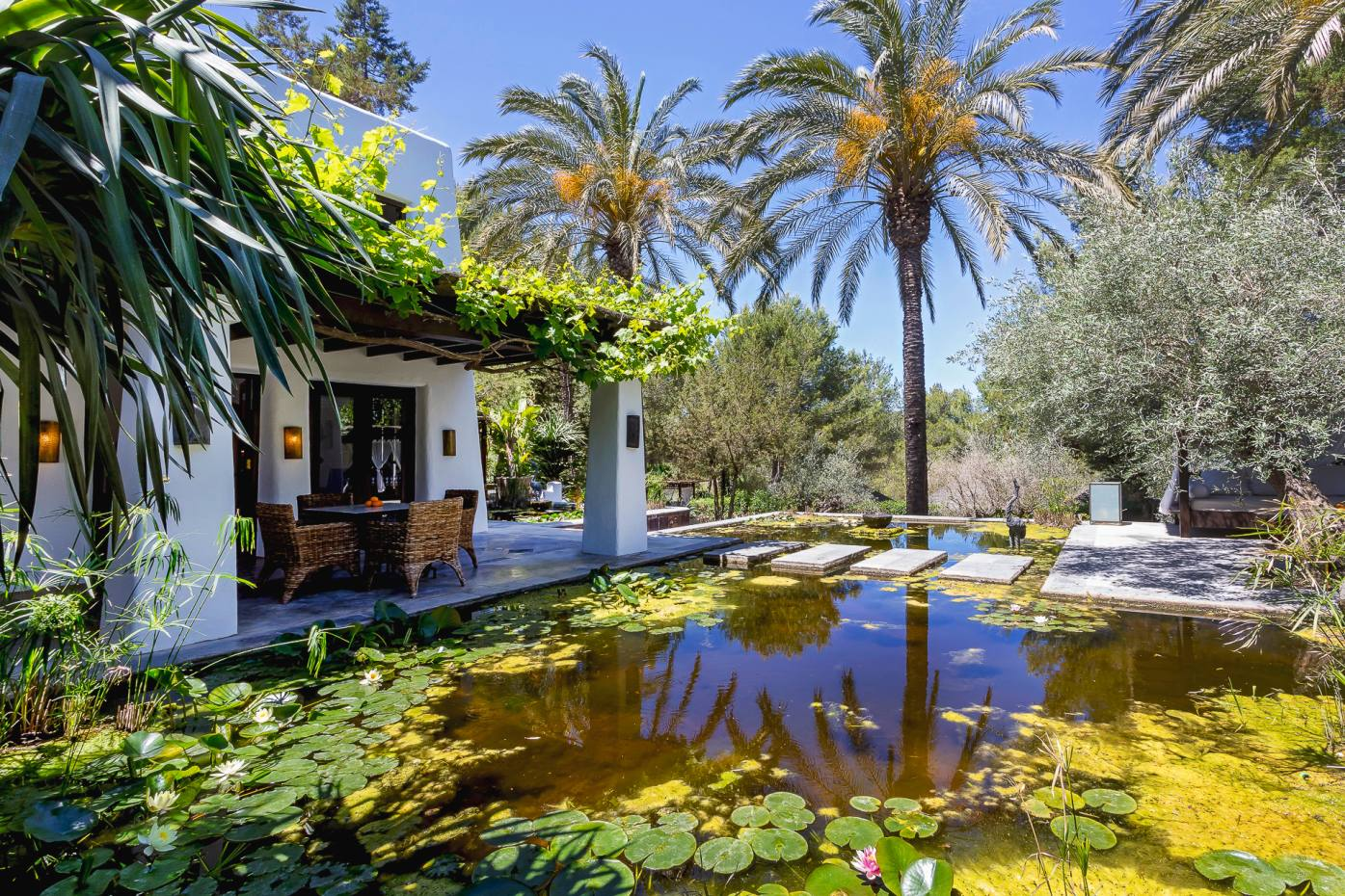 Atzaró hotel and spa has been one of Ibiza's most stylish destinations for 15 years