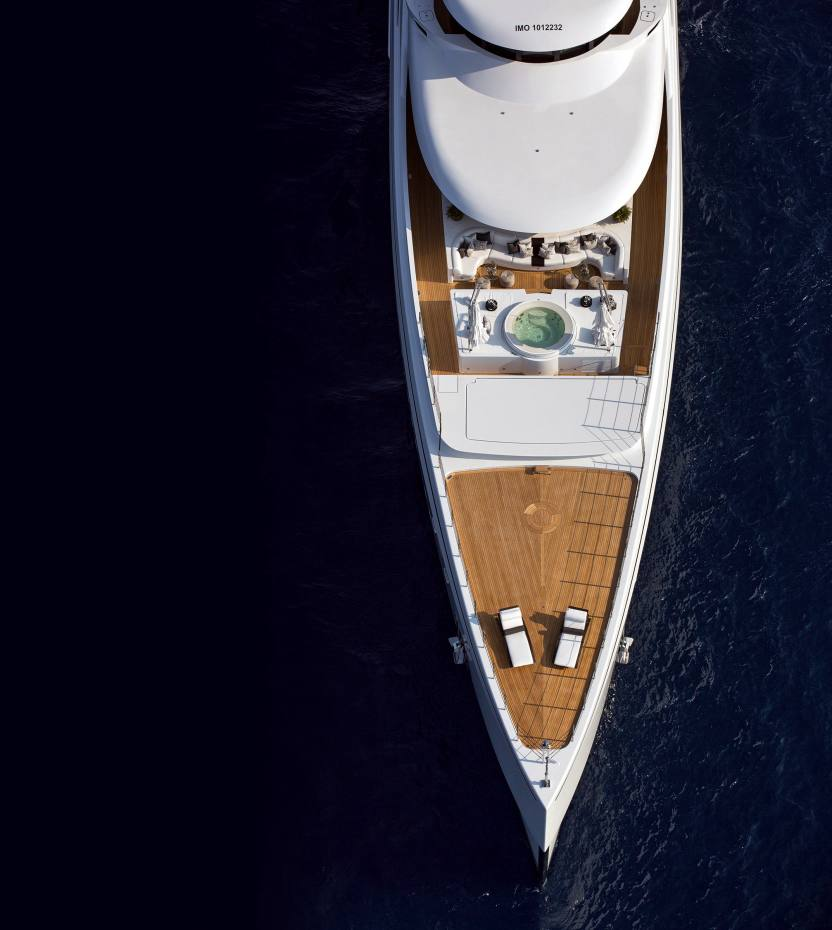 Last year saw thelaunch of the 63m bespoke Benetti megayacht 11.11, price on request