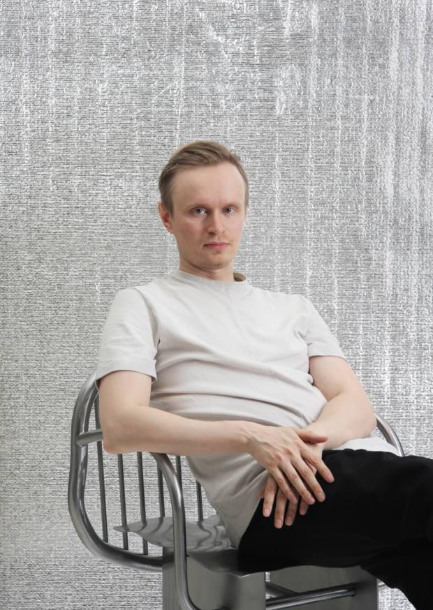 Maxim Scherbakov, the founder ofStPetersburg interiors and furniture studio Supaform