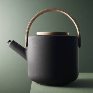 Stelton cast-iron Theo teapot by Francis Cayouette, £94.95