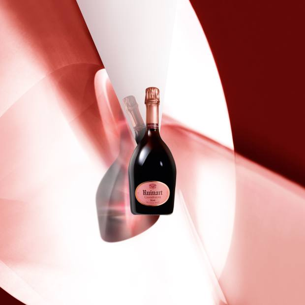 At the heart of the experience is the champagne itself
