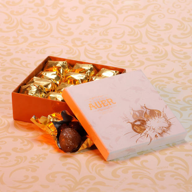Maison Auer marrons glacés, from €42.90 for 320g