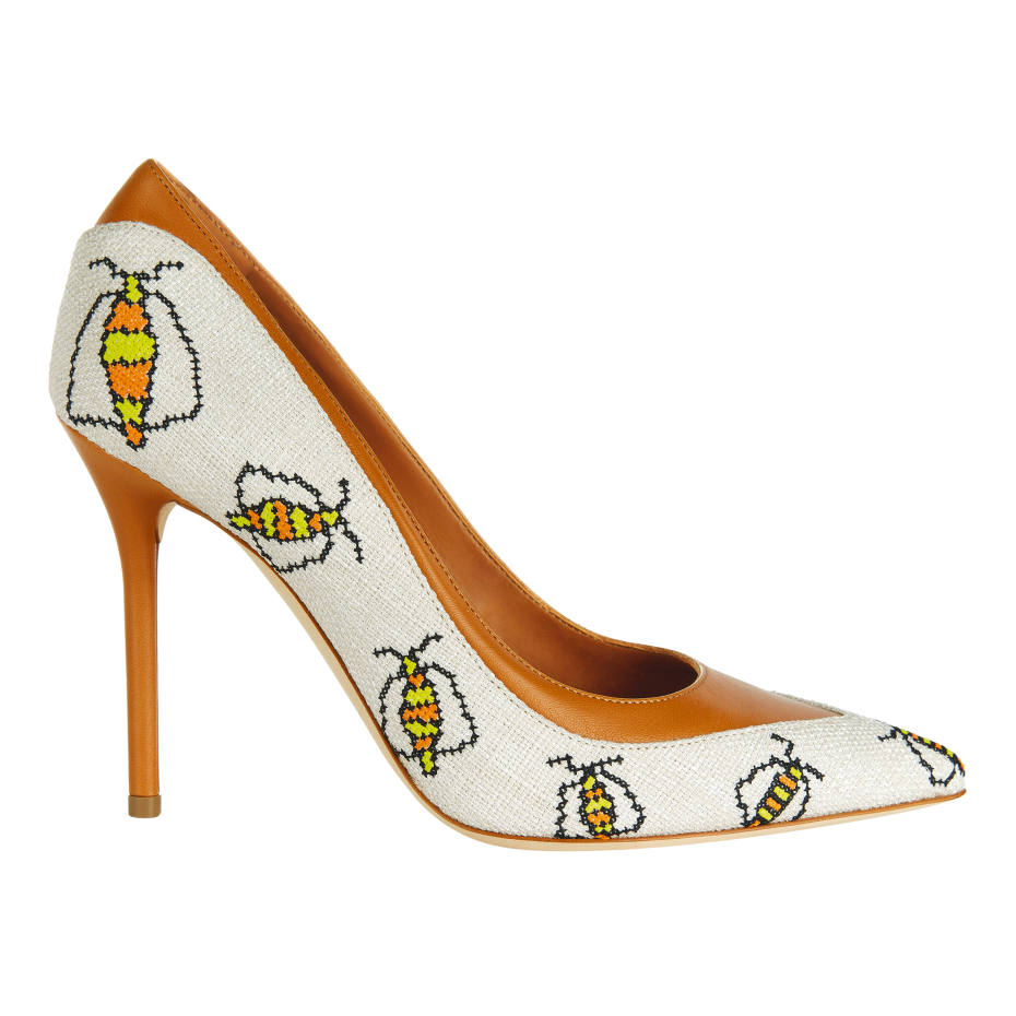 Naked Heart Bee shoes, £445