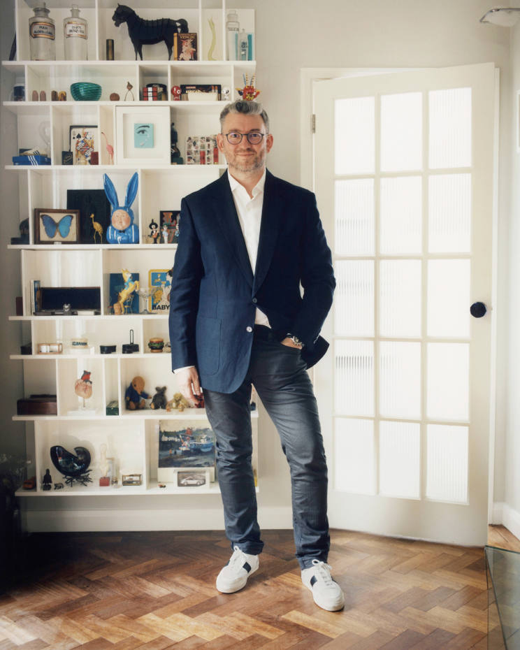 The Aesthete: John Harrison talks personal taste