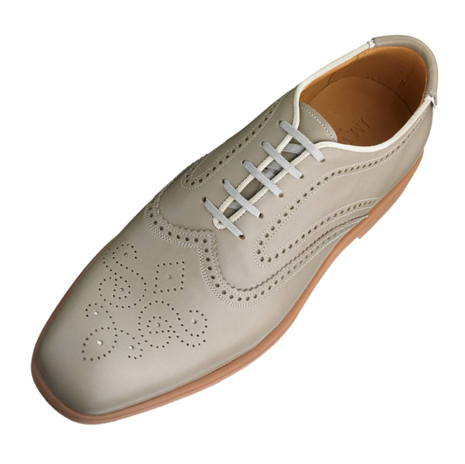 JM Weston Oxford shoes, £355. Also in other colours