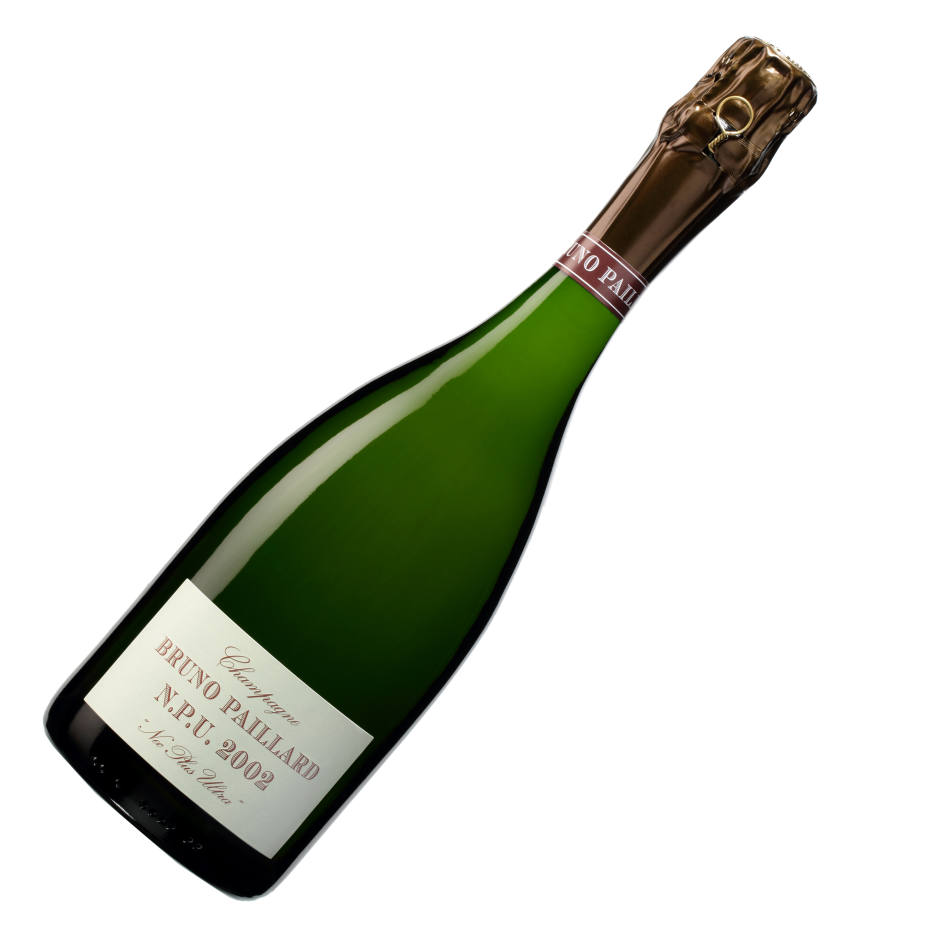 Just 6,200 bottles and 300 magnums of Bruno Paillard Nec Plus Ultra 2002 will be released