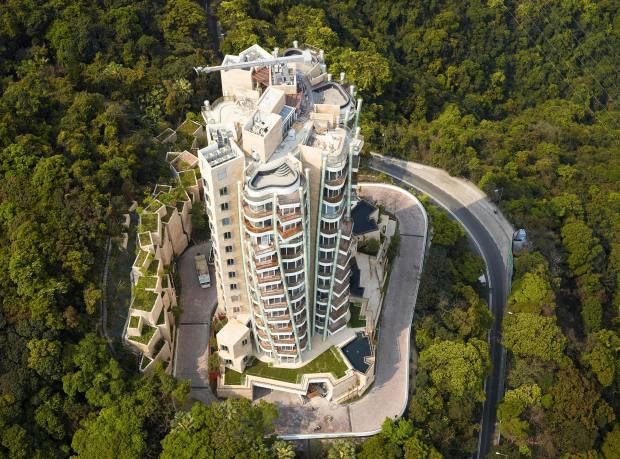 Swire Properties' Opus Hong Kong on The Peak from about £32.34m