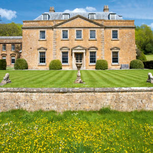 Hadspen House is being converted into the 23-room Newt in Somerset