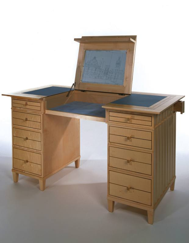Linley dressing table/writing desk.