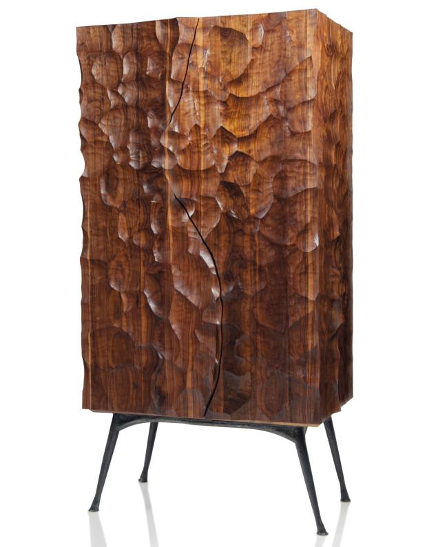 Two Oceans cabinet by Norman Meyer and Abrie von Wielligh, £18,000-£22,000