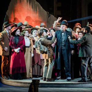 Soprano Lauren Fagan and tenor Matteo Desole will star in the performance of La Traviata