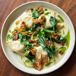 Levan in Peckham is chef Nicholas Balfe's second restaurant after Salon in Brixton