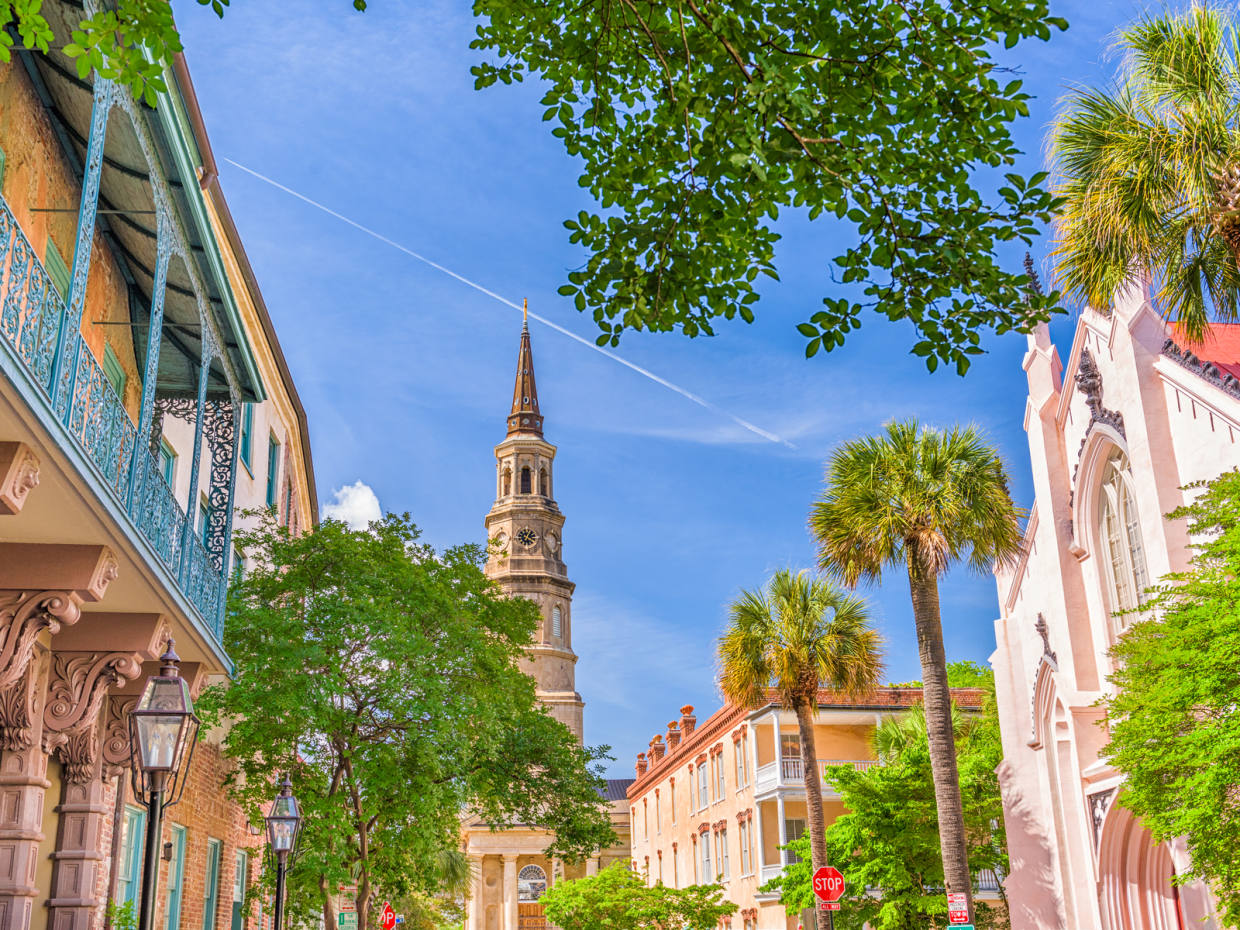 The flourishing Carolinas: Charleston and the Outer Banks