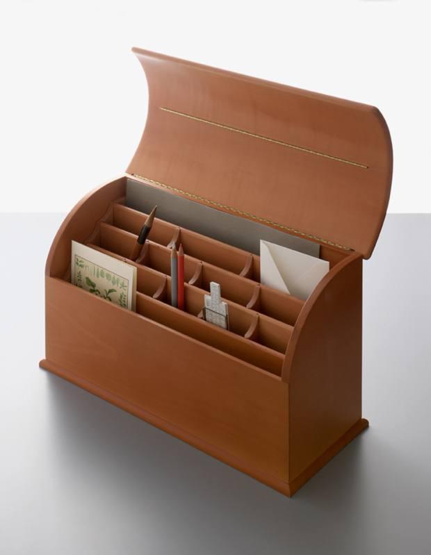 Pierluigi Ghianda pearwood Canonica case, from €1,200