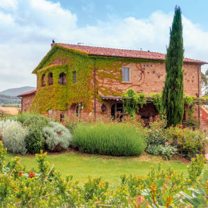 The Relais Sant'Elena in Tuscany's region