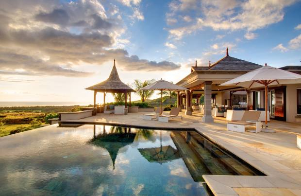 The enchanting golf course-adjacent homes at Villas Valriche, Mauritius, cost from $833,000 through Sphere Estates