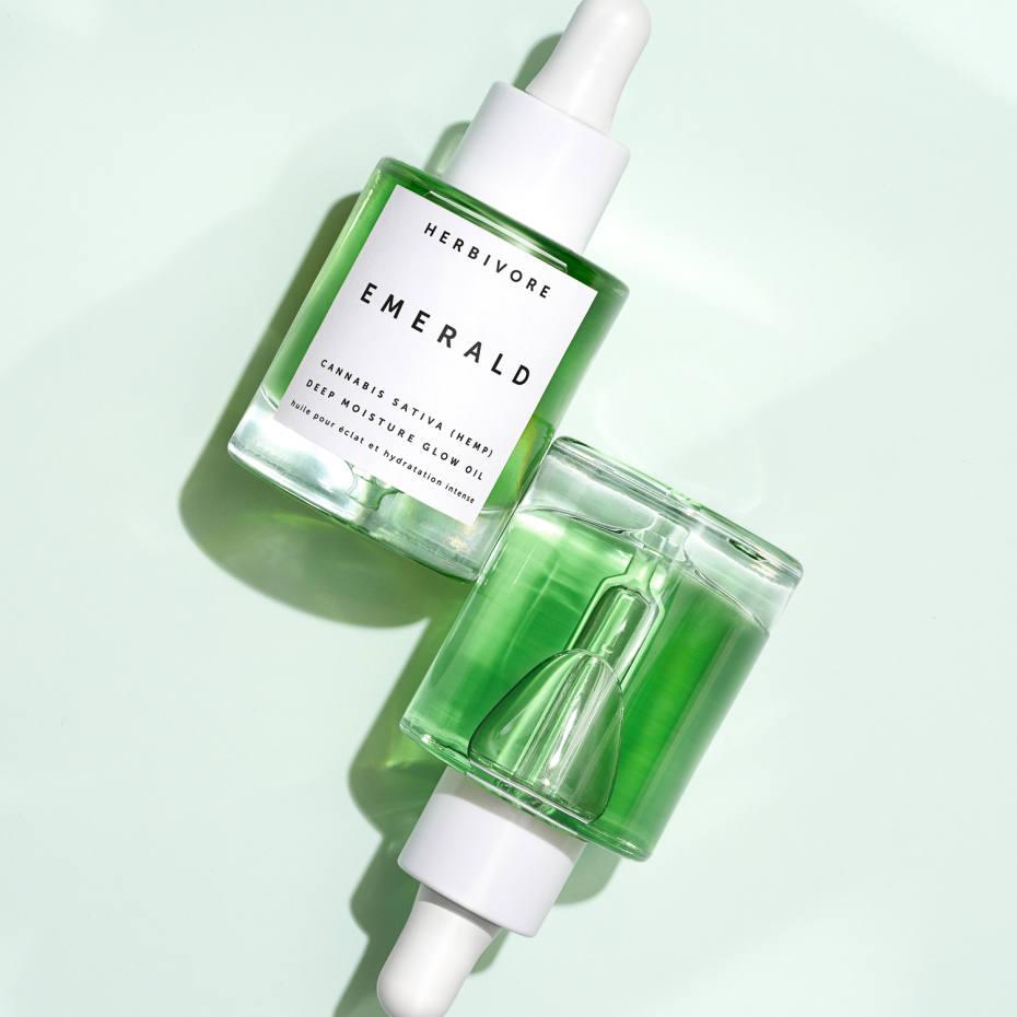 Herbivore glow oil, £42